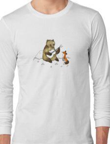 Bear & Fox Long Sleeve T-Shirt