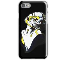 Case The fragility of hardness iPhone Case/Skin