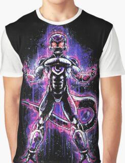 Lord Frieza Epic Evil Portrait Graphic T-Shirt