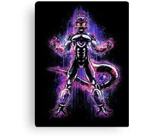 Lord Frieza Epic Evil Portrait Canvas Print
