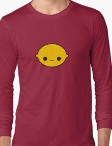 Cute lemon Long Sleeve T-Shirt