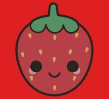 Cute strawberry One Piece - Short Sleeve