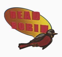 Dead Robin by sensameleon