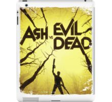 Ash vs Evil Dead iPad Case/Skin