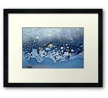 Whimsea Framed Print