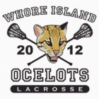 Go Ocelots! (Black Fill) by BabyJesus