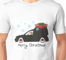 Santa s new caddy Unisex T-Shirt
