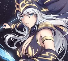 Ashe Classic - League of Legends by lauranonce