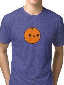Cute orange Tri-blend T-Shirt