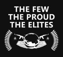 The Few, The Proud, The Elites. by OGedits