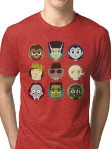 Little Monsters Tri-blend T-Shirt