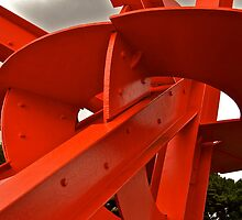 San Francisco Calder by Scott Johnson