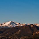 Pikes Peak Sunrise by SeanCH