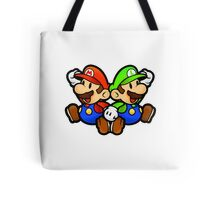 2 Brothers Tote Bag