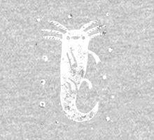 Axolotl Print Kids Tee