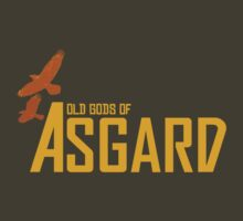 Old Gods of Asgard by Alessandro Bricoli