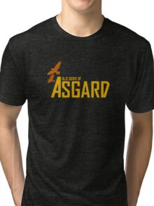 Old Gods of Asgard Tri-blend T-Shirt