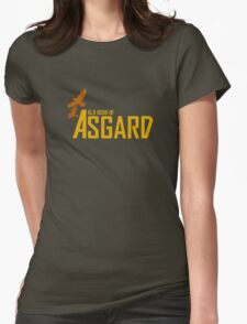 Old Gods of Asgard Womens Fitted T-Shirt