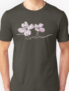 Flowering Dogwood Unisex T-Shirt