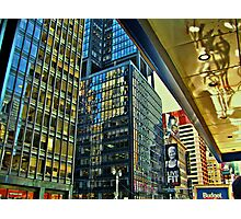 The Colors of Broadway Photographic Print
