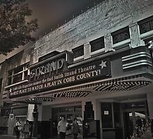 The Strand - Marietta, Georgia by Scott Mitchell