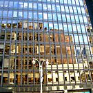 NYC Reflections by Jane Neill-Hancock