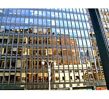 NYC Reflections Photographic Print