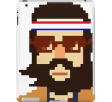 First Hipster - Awesome 8 bit design iPad Case/Skin