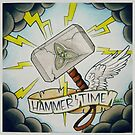 Hammer Time by Alivia Marie