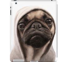 COOL PUG DOG - HIP HOP STYLE iPad Case/Skin