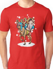 A One Piece Holiday Unisex T-Shirt
