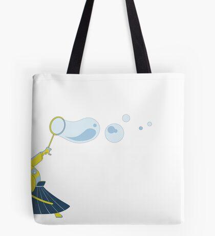Bubble Samurai Tote Bag