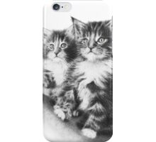 Double Dose of Cuteness iPhone Case/Skin