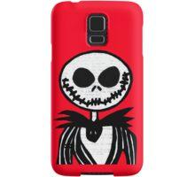Jack on Red  Samsung Galaxy Case/Skin