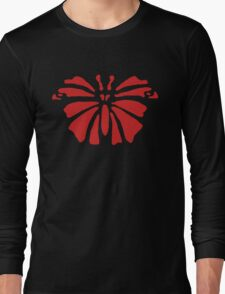 Kyuss Red Butterfly Long Sleeve T-Shirt