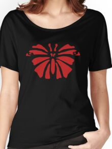 Kyuss Red Butterfly Women's Relaxed Fit T-Shirt
