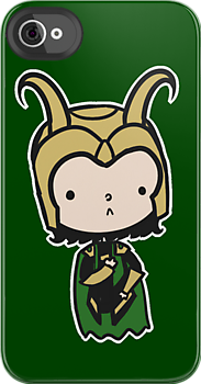 Loki just needs love by saltyblack