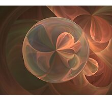 Loonie Ribbon Ball Photographic Print