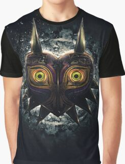The Epic Evil of Majora's Mask Graphic T-Shirt