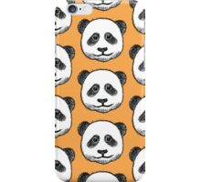 Cute Panda Bear iPhone Case/Skin
