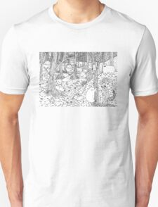 Diurnal Animals of the Forest T-Shirt