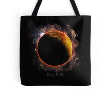 DUNE the spice must flow Tote Bag