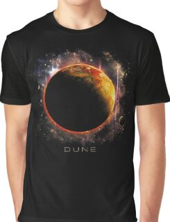 DUNE the spice must flow Graphic T-Shirt