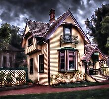 house of magic by pieter van der walt