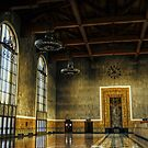 Union Station Hall by jswolfphoto