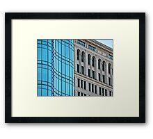 ASTOR PLACE Framed Print