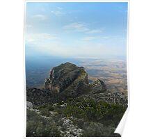Mt. Guadalupe Peak- Texas Poster