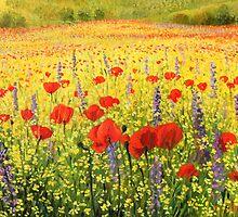 Sea of Blossom by kirilart