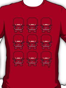 Mekkachibi Ninja Army (Custom Color) T-Shirt