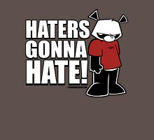 Pissed OFF Panda Haters Gonna Hate Unisex T-Shirt